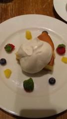 沢田美香 公式ブログ/チーズケーキ♪ 画像1