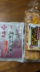 沢田美香 公式ブログ/ぬれ煎餅…☆ 画像1