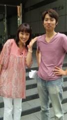沢田美香 公式ブログ/なんと現場に 画像1