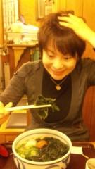 沢田美香 公式ブログ/わかめを食べる女(笑) 画像2