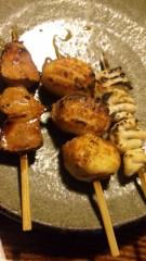 沢田美香 公式ブログ/ただいまー!焼きトン食べた♪ 画像1