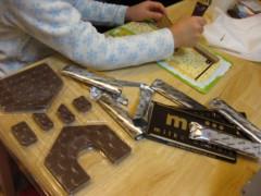 篠崎菜穂子 公式ブログ/チョコレートのお家 画像1