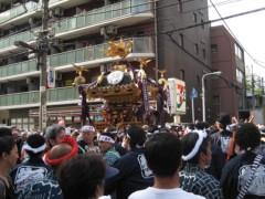 篠崎菜穂子 公式ブログ/お祭り 画像1