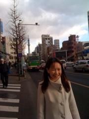 篠崎菜穂子 公式ブログ/命がけのロケ? 画像1