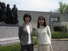 篠崎菜穂子 公式ブログ/上野ミュージアムウィーク 画像1