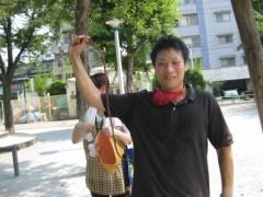 篠崎菜穂子 公式ブログ/夏のロケです。 画像3