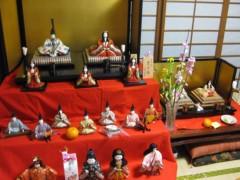 篠崎菜穂子 公式ブログ/ひなまつり 画像2