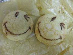 篠崎菜穂子 公式ブログ/ダブルウインクにこにこパン 画像1