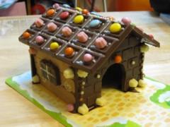 篠崎菜穂子 公式ブログ/チョコレートのお家 画像3