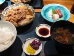 篠崎菜穂子 公式ブログ/新橋でランチ 画像1