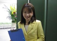篠崎菜穂子 公式ブログ/スーツに長靴 画像2