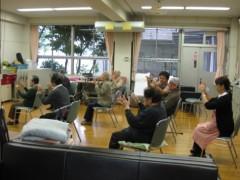 篠崎菜穂子 公式ブログ/健康体操 画像3