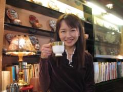 篠崎菜穂子 公式ブログ/麻生珈琲 画像2