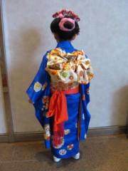 篠崎菜穂子 公式ブログ/七五三 画像1