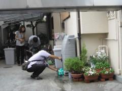 篠崎菜穂子 公式ブログ/雨水貯留層 画像2