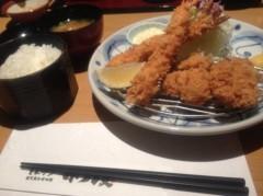 神崎翔 公式ブログ/晩ご飯 画像1