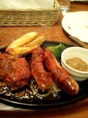 神崎翔 公式ブログ/いっぱい食べた〜 画像1