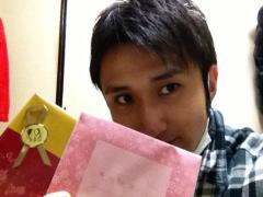 神崎翔 公式ブログ/頂きました! 画像1
