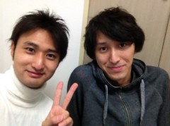 神崎翔 公式ブログ/久しぶりの 画像1