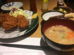 神崎翔 公式ブログ/美味しいトンカツ 画像1