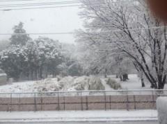 神崎翔 公式ブログ/初雪だね 画像2
