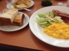 神崎翔 公式ブログ/ご飯食べに来てるよ 画像3