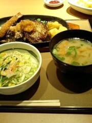 神崎翔 公式ブログ/今日の晩御飯 画像1