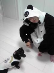 白海あやの 公式ブログ/分離不安犬とやさぐれパンダ 画像2