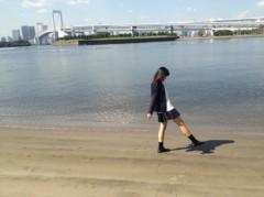 守永七彩 公式ブログ/海っ! 画像1