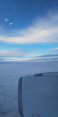 テツ(テツandトモ) 公式ブログ/雲の上(*^^*) 画像2