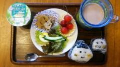 テツ(テツandトモ) 公式ブログ/朝食セット(*^▽^*) 画像1
