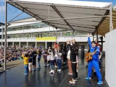 テツ(テツandトモ) 公式ブログ/鎌倉女子大学のみどり祭にて(*^^*)パート�      画像3