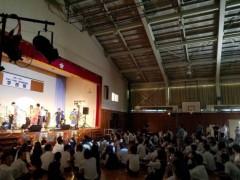 """テツ(テツandトモ) 公式ブログ/学校祭にて�(⌒∇⌒)ノ"""""""" 画像1"""