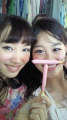 藤麻理亜 公式ブログ/ポッキーで 画像2