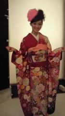 藤麻理亜 公式ブログ/あけましておめでとうございます! 画像2