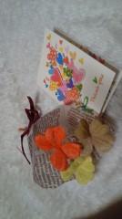藤麻理亜 公式ブログ/ありがとうございます。 画像2