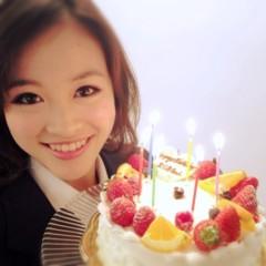 藤麻理亜 公式ブログ/誕生日♪ 画像1