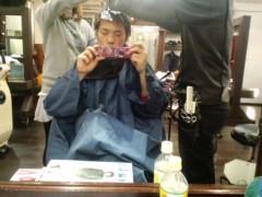 長島☆自演乙☆雄一郎 公式ブログ/散髪だお( ^ω^) 画像1