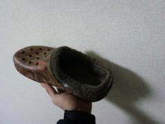 長島☆自演乙☆雄一郎 公式ブログ/crocsなんだにゃー 画像1