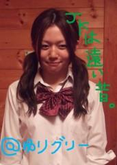 佐々木友里 公式ブログ/女子高生を思い出して。 画像1