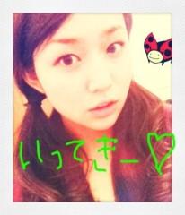 佐々木友里 公式ブログ/珍マスカラー(^_^) 画像2