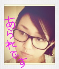 佐々木友里 公式ブログ/流行りにのる。 画像1