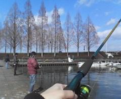 オトナモード 公式ブログ/びわこで釣り 画像1