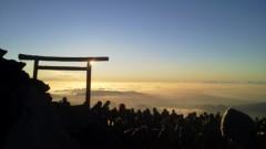 オトナモード 公式ブログ/夏の日記〜富士山〜 画像2