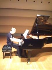 假屋崎省吾 公式ブログ/ピアノ 画像1