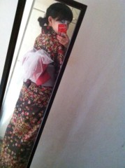 桜木めいか 公式ブログ/浴衣 画像2