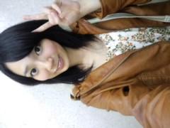 桜木めいか 公式ブログ/きんちょう 画像1