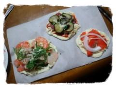 桜木めいか 公式ブログ/手作りピザ 〜part 2〜 画像1