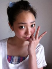 桜木めいか 公式ブログ/ポニーテール 画像1
