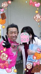 桜井聖良 公式ブログ/好きな人紹介2 内田利雄騎手 画像1